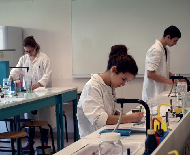 classe labo